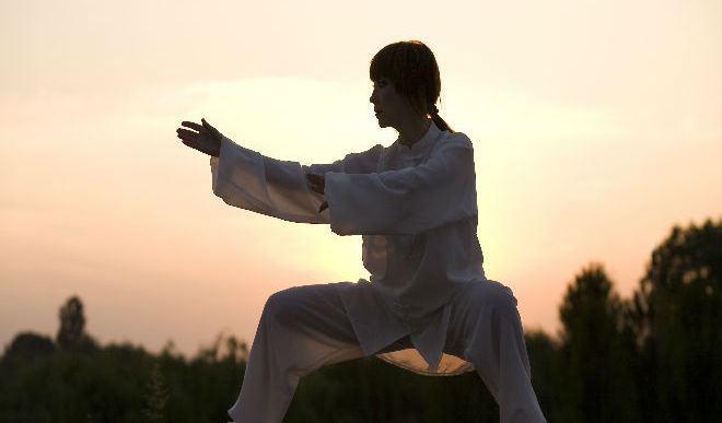 How Tai Chi Can Help You Tackle Stress Monster