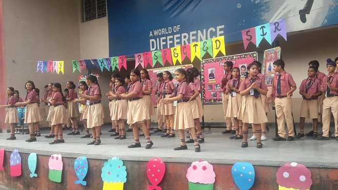 Ryanites Visit Orphanage, Spend Time With Kids