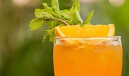 Refreshing Orange Mojito