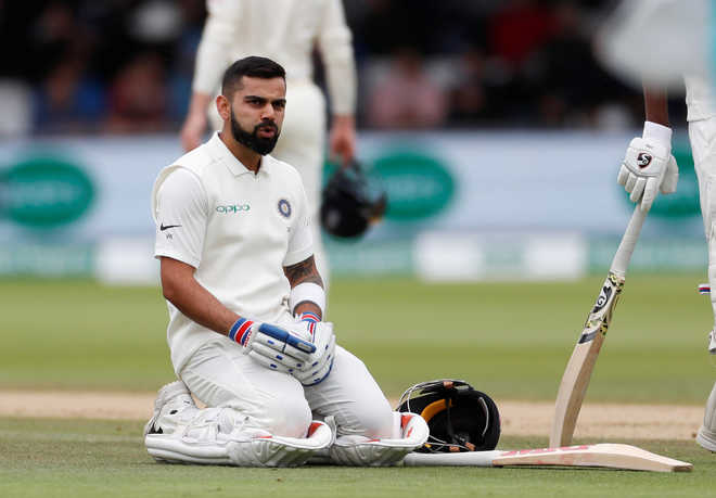 India Need To Learn Art Of Crossing The Line: Kohli