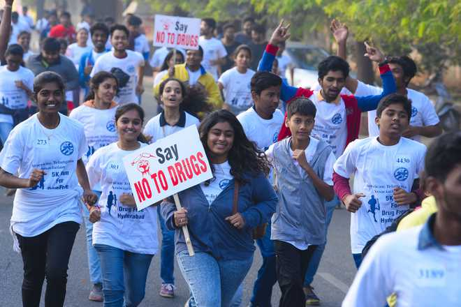 Nandana: Let's Fight Drug Menace Together