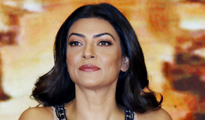 Sushmita Sen To Play A Cop In Her Next