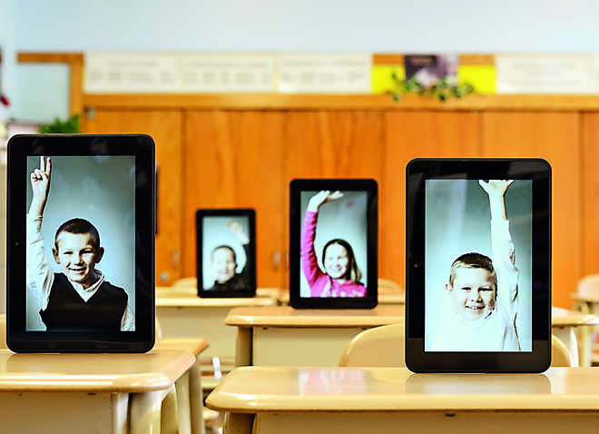 Building A Smart Class, U've Got Ideas?