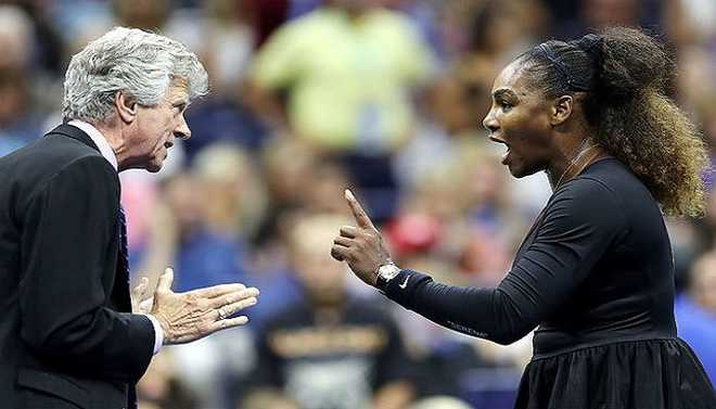 Serena Williams Accuses Tennis Of Sexism