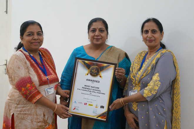 Nature-friendly School Award