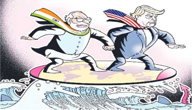 Will Comcasa, The Recent Pact Between India And The US, Lead To A New Era Of Sensitive Data Sharing Between The Two Countries?