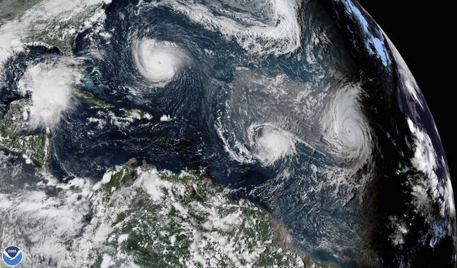 All About Hurricane Florence