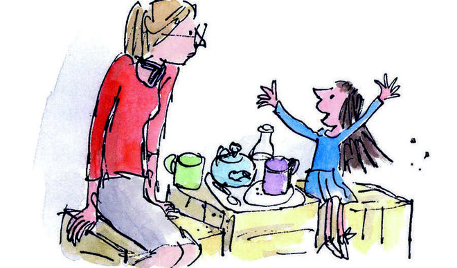 How Roald Dahl Prepared Me For Adulthood
