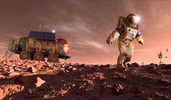 5 Hazards Of Spaceflight To Mars By NASA