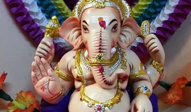 Ganesh Chaturthi Eco-friendly Decor