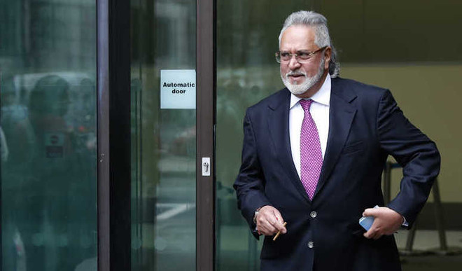 Mallya Claims Of Meeting FM