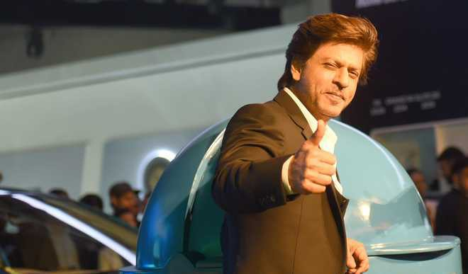 SRK To Become Marvel's Indian Superhero?