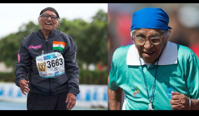 This 102YO Indian Woman Won A Gold Medal In 200m
