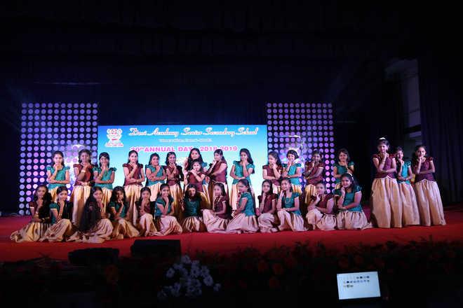 Cultural Extravaganza at Devi Academy