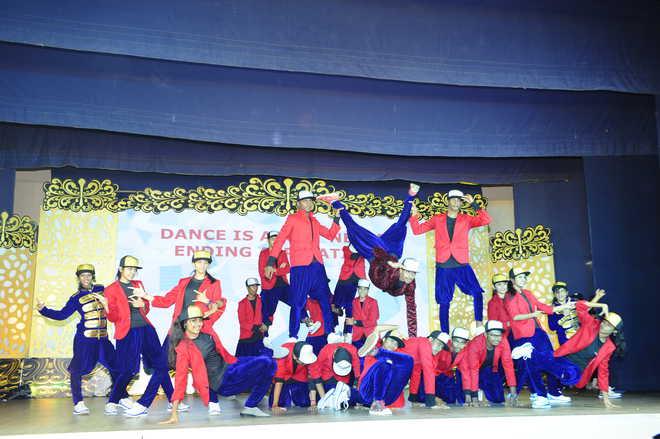 Cultural Extravaganza at NSN