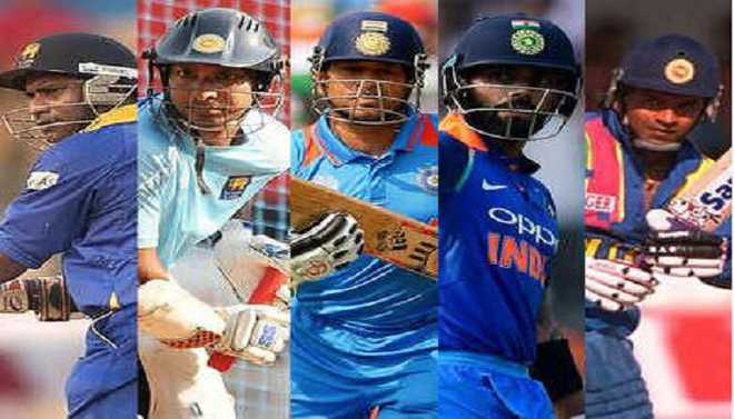 Meet Asia Cup's Top 5 Run-getters