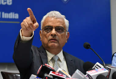 Chief Election Commissioner Has Said That Abuse Of Money Is The Main Concern In Indian Elections. Your Views?