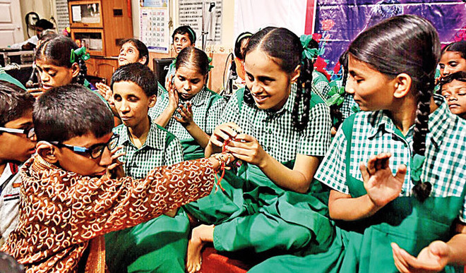 CBSE 'Speaks' A Different Language For Special Kids