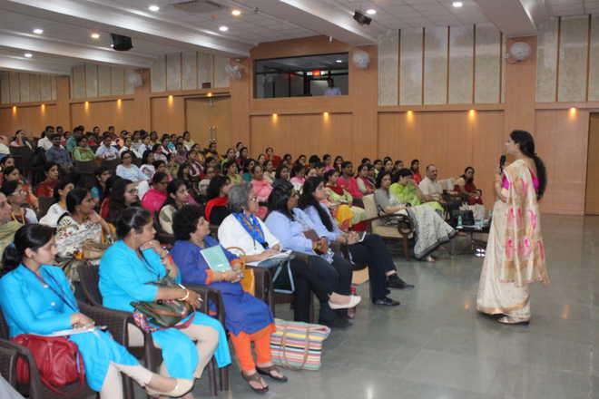 Two-day Teachers' Training Session On Awakened Citizen Programme