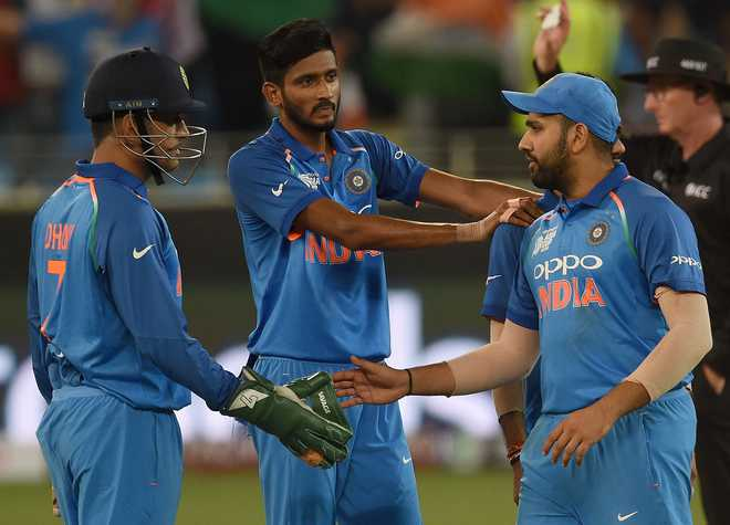 India vs Pak: Place In Final At Stake