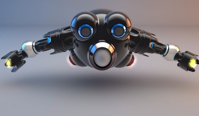 Make Way For These Flying Robots