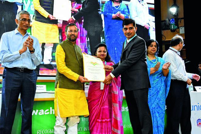National Award to CWS