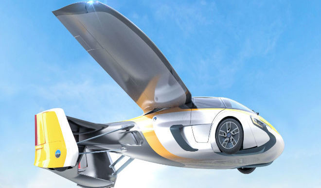 World's First Flying Car To Go On Sale From Next Month