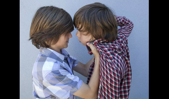 Media violence,Family Conflict Makes Teens Aggressive: Study