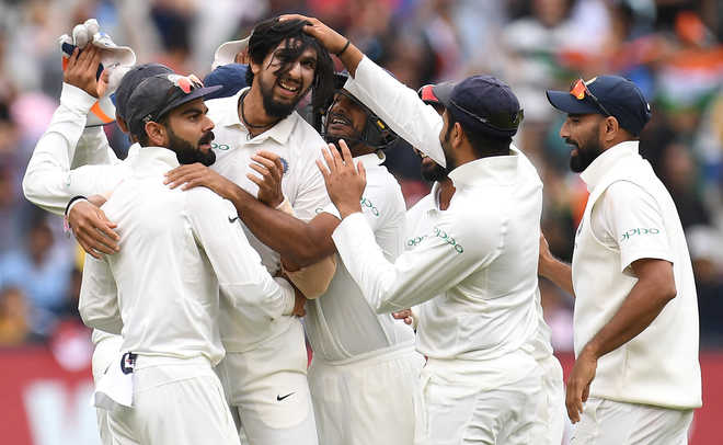 Team Ind Reminds Of Old Oz Swagger