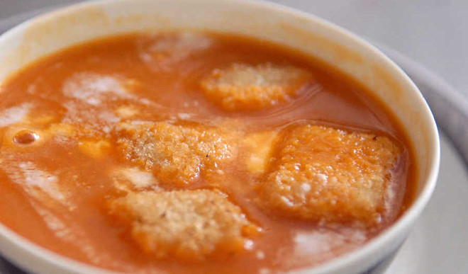 Tangy Tasty Tomato Soup