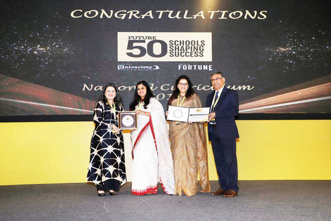 GIIS Recognized In 'Future 50 Schools Shaping Success'