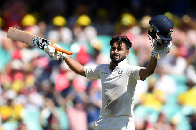 Pant 1st Ind Keeper To Hit Ton In Aus