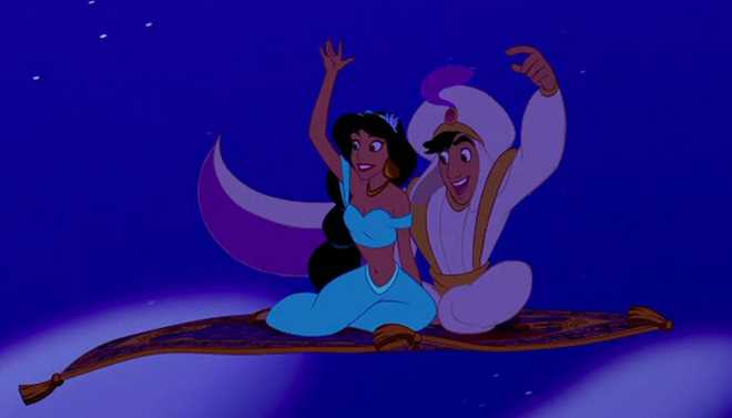 Aladdin's 'Magic Carpet' A Reality