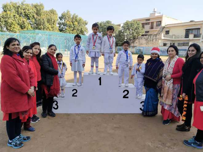 Sports Day Activities Rejuvenate Kids