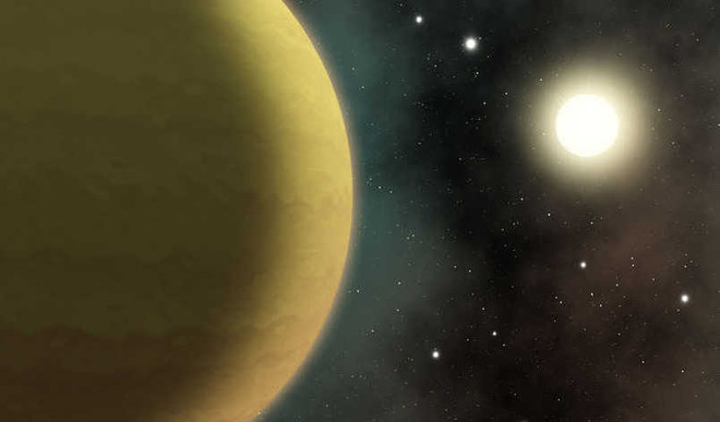 NASA Is On A Roll. Discovers New Planet