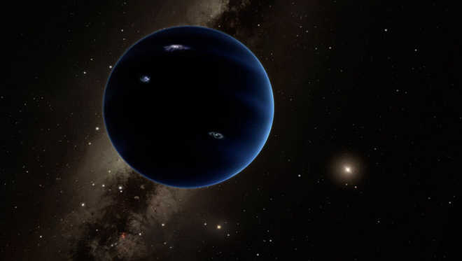 NASA Probe Discovers New Planet