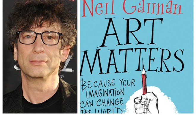 Why Art Matters For Neil Gaiman