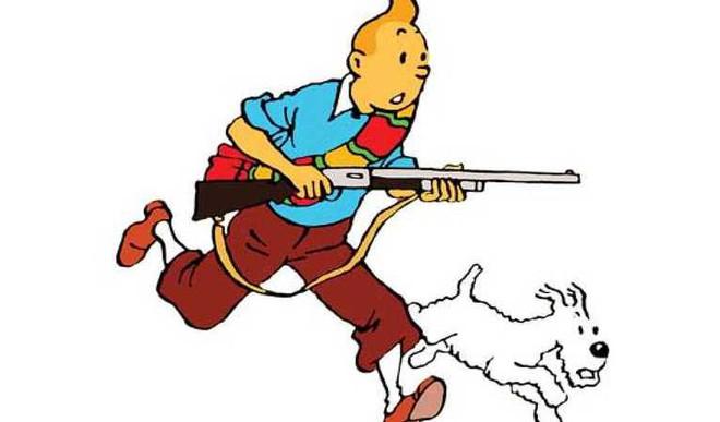 Boy Hero Tintin Turns 90