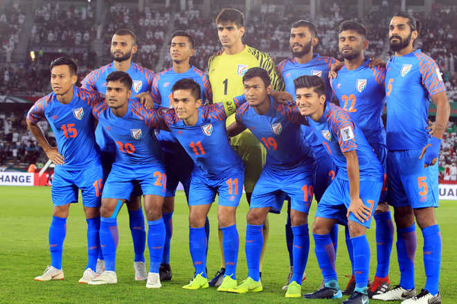 India Aim Historic AFC Knockout Berth