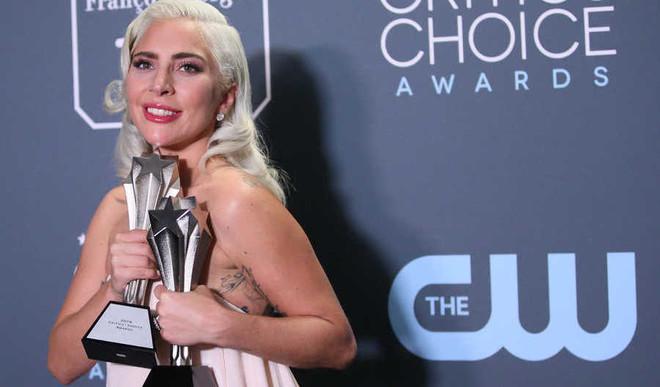 'Roma' Tops Critics' Choice Awards; Gaga, Close Tie