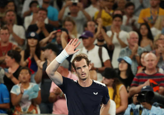 Brave Murray Bows Out Of Oz Open