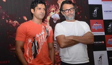 Farhan, Rakeysh Unite For New Sports Drama