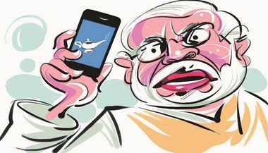 PM Narendra Modi Has Launched A Survey On NaMo App That Asks Voters On His Governance. Your Views?