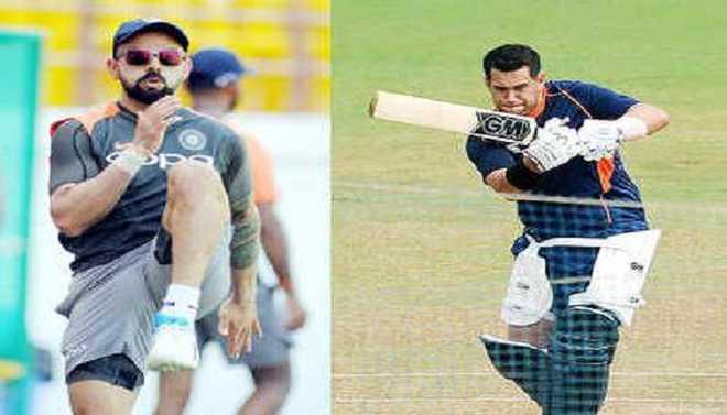 Star Batsmen Headline Ind-NZ Tour