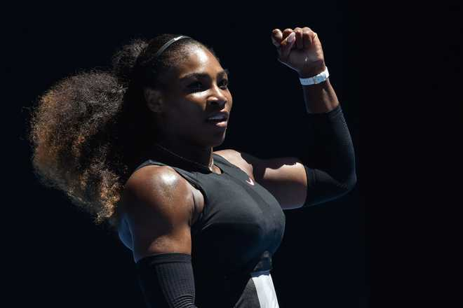 Serena Ready For Record Grand Slam Win: Coach
