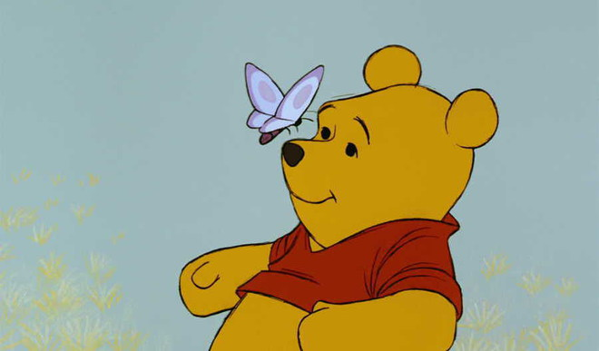 Winnie The Pooh Was A Real-Life Bear