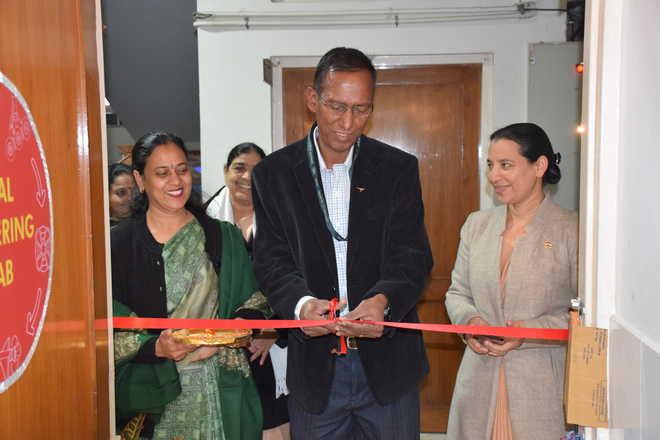 Inauguration Of Atal Tinkering Lab