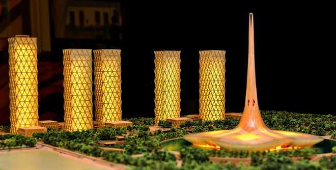 Raghav: Building Tallest Assembly Serves No Purpose