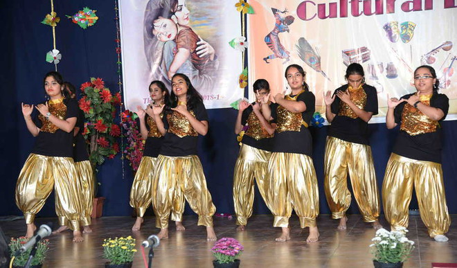 Array Of Programmes During Cultural Day