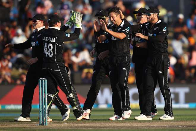 NZ Demolish Ind For Consolation Win